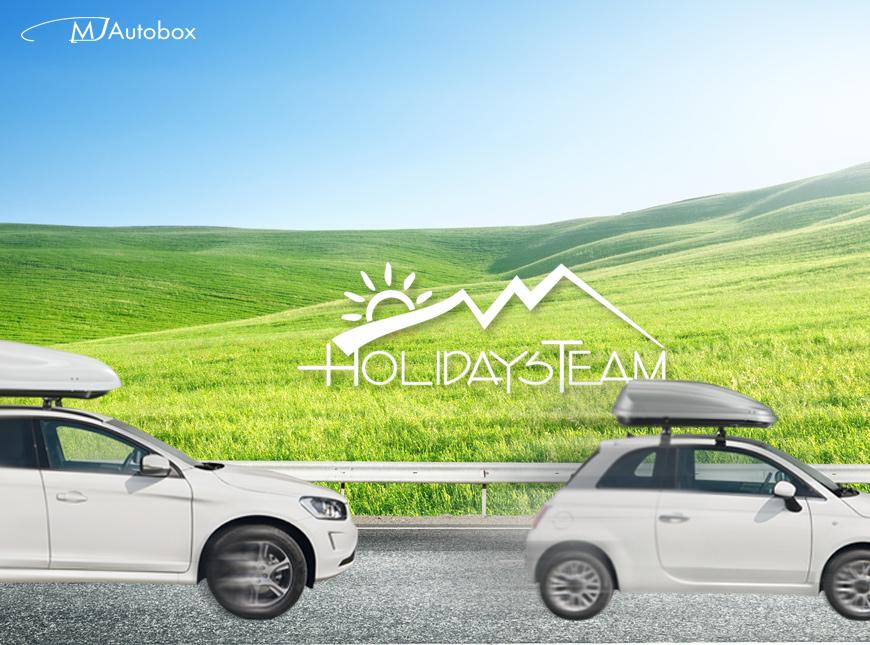 HolidaysTeam - автобоксове, багажници - кутии за багаж made in Italy