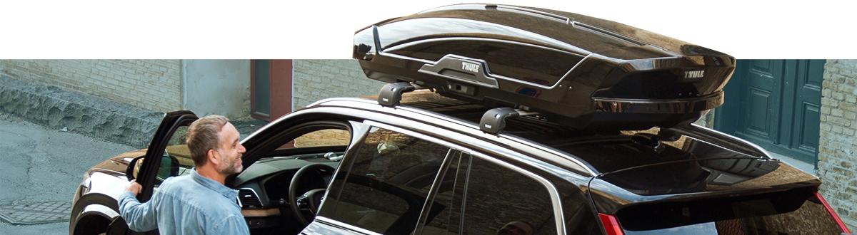 Автобоксове, багажници, кутии и куфари за вашия автомобил от MJAutobox. Предлагаме различни по големина кутии за вашия багаж.