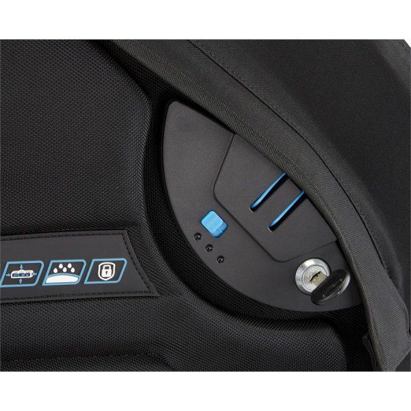 Автобоксът Norauto Bermude Flex 5400 е много компактна и в същото време голяма кутия за багаж с капацитет от 540 литра, може да се сгъва в чанта и е малка.