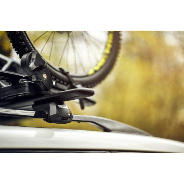 Вело багажникът за колелета Thule ProRide 598 е един от най-безопасните, най-бързите и най-удобните за използване багажник правени някога.