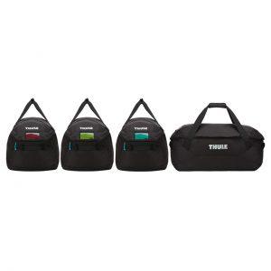 Thule GoPack 8006 е комплект от 4 чанти с по 60литра обем, подходящи за автобоксове и кутии за багаж при оптимално организирате на пространството и товара.
