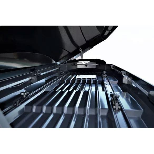 Автобоксът Northline е един от най-тихите и красиви багажници с модерен дизайн и луксозно изпълнение, феноменална визия и аеродинамика.