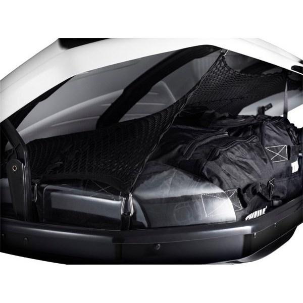 Автобоксът Thule Excellence XT е феноменална кутия с много модерен и аеродинамичен дизайн в цвят черен гланц и Х марк в сив металик. Луксозен, престижен, красив, спортен, тих и впечатляващ багажник.
