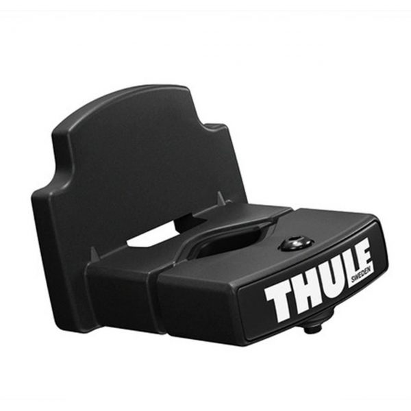 Thule адаптер 100201, скоба за бърз монтаж / демонтаж на детско столче Thule RideAlong Mini, за монтаж на кормилната вилка на допълнителен велосипед.
