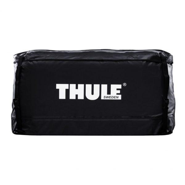 Thule EasyBag 9484, е мека и водонепромокаема голяма чанта за транспортиране на багаж, на платформа или багажник за теглич на вашия автомобил.