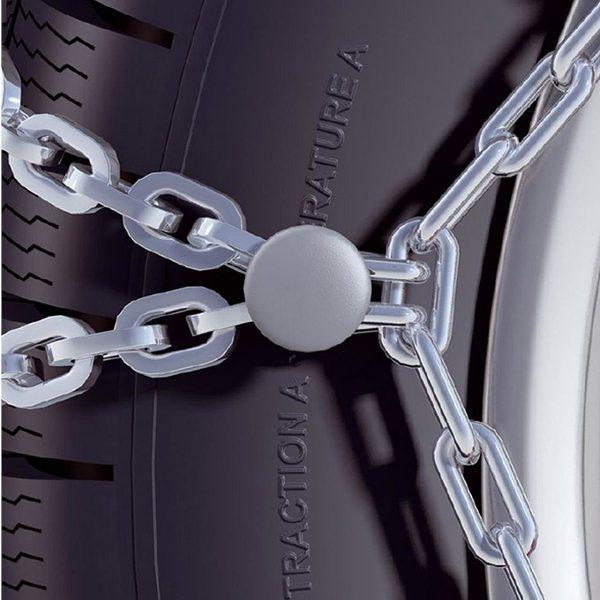 Вериги за сняг Thule / Konig CB-7 изработени от висококачествена 7 мм метална верига с първокласно качество на изработка и дълъг експлоатационен живот.