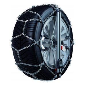 Веригите за сняг, лед, кал Thule Konig Easy-fit SUV с автоматично самозатягане, изработени от висококачествена 10 мм метална верига дълъг живот против хлъзгане.