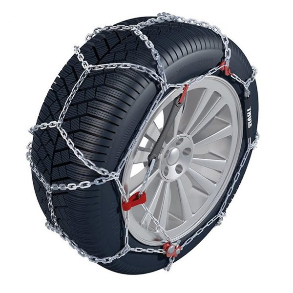 Вериги за сняг Thule / Konig XB-16 изработени от висококачествена 16 мм метална верига с първокласно качество на изработка и дълъг експлоатационен живот.