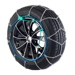 Веригите за сняг Veriga Professional NT 16 с отлично сцепление изработени са от здрава 16 мм метална верига за ван, джип, suv, лекотоварна кола, кемпер