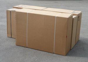 Сравняване на кашоните автобоксове по големина - от Съвети при избора на нов автобокс за кола