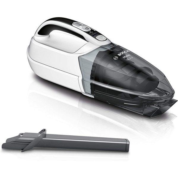 Ръчна прахосмукачка Bosch Move BHN14N NiMH 14.4V за почистване на кола, автомобил, багажник с работа на батерия без кабел