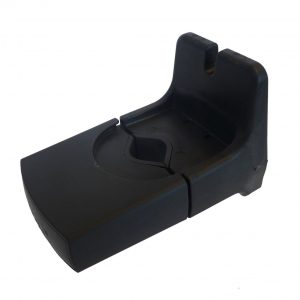Thule адаптер Thule Yepp Mini Slim Fit Adapter 12020413, скоба за бърз монтаж демонтаж на детско столче Thule Yepp Mini, за монтаж на кормилната вилка