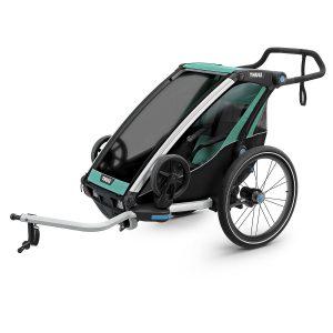 Детска Количка Мултиспорт Thule Chariot Lite многофункционална детска количка с възможност за трансформиране в количка за вървене, джогинг, ски и велосипед