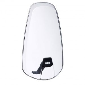 Защитно стъкло Thule RideAlong Mini Windscreen  100405 ветробрана за детско столче RideAlong Mini, здраво и от напълно прозрачен материал предпазва от вятър насекоми