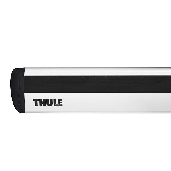 Напречни греди Thule Evo Raised Rail WingBar Evo 127cm за MAZDA 6 5 врати Estate 2013- с фабрични надлъжни греди с просвет 6