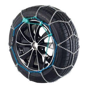 Веригите за сняг Veriga Pro Compact 9 с отлично сцепление изработени са от здрава 9 мм метална верига за лек автомобил, лесни, бързи и издръжливи