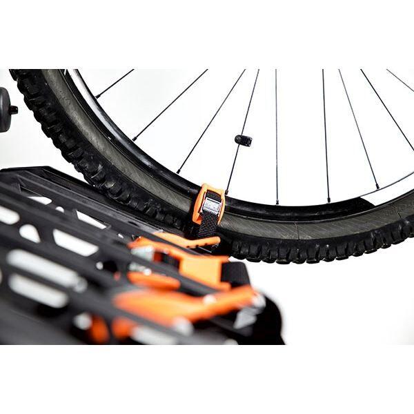 Вело багажник за две колела TowCar T4 е здрава платформа, сигурен, стабилен, масивен и лесен за използване багажник за велосипеди с монтаж на теглич със заключване, накланяне